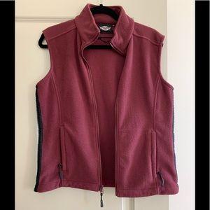 NWOT Harley Davidson Fleece Women's Vest Size M